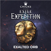 (PC) Expedition  Standard - Exalted Orb - Instant Delivery