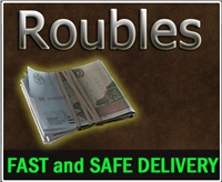 10 M Roubles list items for flea market - We cover all fees and 100% Safe !