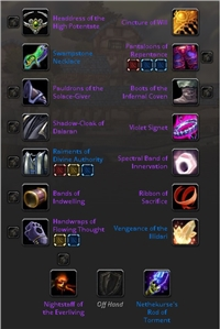 LVL 70 HUMAN FEMALE PRIEST GEARED WHITEMANE ALLIANCE, ALMOST FULL EPIC HOLY/DISC/SHADOW GEAR, SERVER TRANSFERABLE