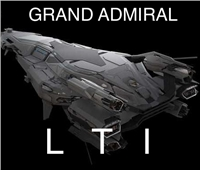 $3,015 Melt Value Grand Admiral Account With 11 LTI Ships and Extras