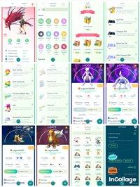 Pokemon Go Valor Account Level 50 MAX   2431 Shiny   822 Legendary   787 Iv100pokemon (RARE) SUPER ACCOUNT, FULLY ACCESS