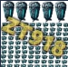 PC PVE NEW CRYOFRIDGE VALUE PACK/ CRYOFRIDGE X 5 + CRYOPODS X 200