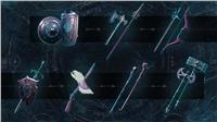 14 skins for weapons   Vinespun weapon skin set
